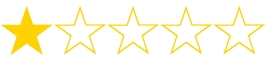 one-star-rating